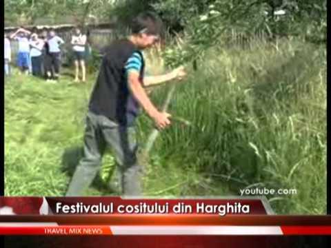 Festivalul cositului din Harghita – VIDEO