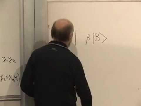 Vorlesung 2 | Moderne Physik: Quantenmechanik (Stanford)