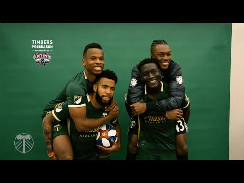 Video: Timbers in Tucson | Jeremy Ebobisse takes you behind-the-scenes of the club media day