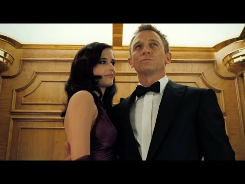 CASINO ROYALE | Stairwell fight