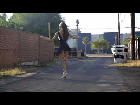 On Pointe - The Movie. Teaser #5 with Juliet Doherty