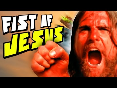 Jesus - In fist of Jesus we see gameplay of nice butts and kawaii brothership. COMMENT HERE: http://bit.ly/BroComments Get awesome games: http://www.g2a.com/PewDiePie Click Here To Subscribe! ▻...