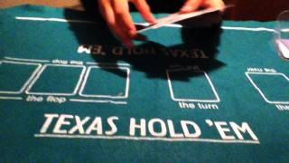 Poker Lernen 1/3 Kartenwerte Und Chipswerte