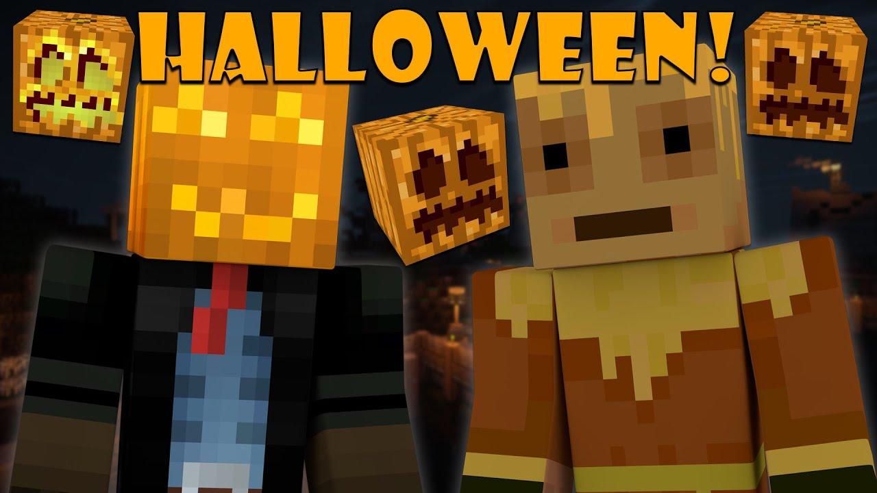 Beautiful Wallpaper Minecraft Halloween - maxresdefault  Best Photo Reference_1163100.jpg