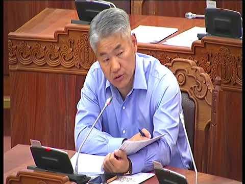 Ж.Энхбаяр: Энэ хуульд зэвсэгт хүчний жанжин штабын эрх үүрэг яаж туссан бэ?