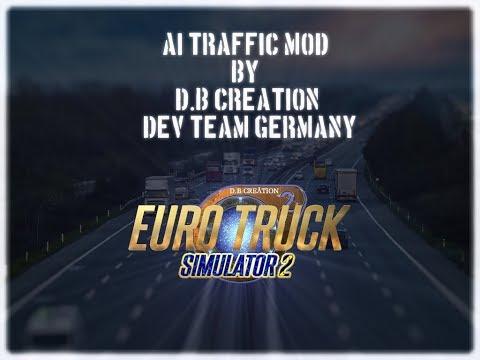 D.B Creation's AI Traffic Mod for 1.35 v3.0