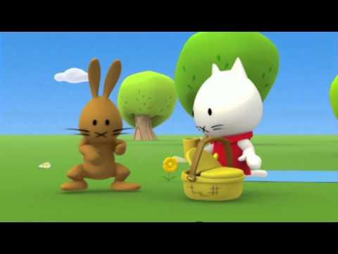 Мультики Детям - Мусти - Два Кролика (видео)