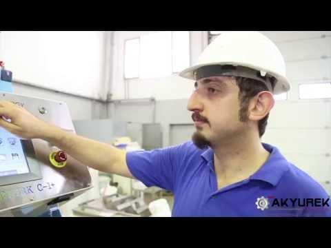 Color Separation of Quinoa  Video