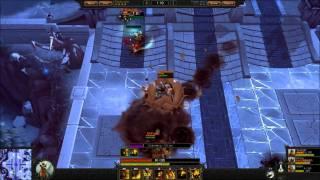 MegaZero demonstrates skill in Bloodline Champions beta.