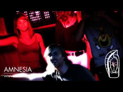 [ AMNESIA CAP D'AGDE ] David Guetta trailer 2009