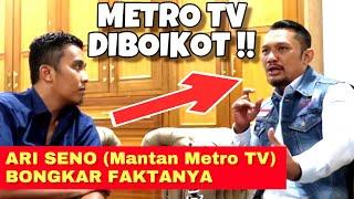 Video MENGEJUTKAN...! Akhirnya Terkuak,, Ariseno MANTAN JURNALIS METRO TV BLAK BLAKAN MP3, 3GP, MP4, WEBM, AVI, FLV Maret 2019