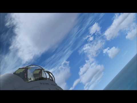 F-14 Tomcat : Dogfighting Simulation PC
