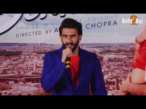 I am besharam, nudity means nothing to me: Ranveer Singh on Befikre