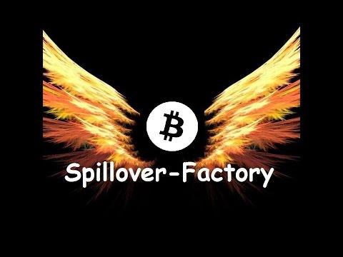 🚀 SPILLOVER FACTORY 🚀 == BONUS 50 USD ==