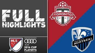 Video HIGHLIGHTS | Toronto FC vs. Montreal Impact MP3, 3GP, MP4, WEBM, AVI, FLV September 2017