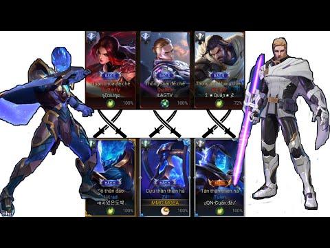 Bộ 3 Thiên Hà Quyết Đấu Bộ 3 Thống Soái - Trận Chiến Không Khoan Nhượng | MAX MOBA GAME - Thời lượng: 10:01.
