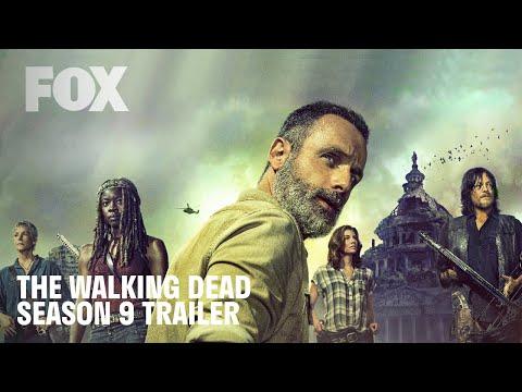The Walking Dead Season 9 | Official Trailer | FOX TV UK