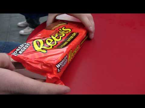 reeses - Filmed when I was on a band trip in New York back in March or April.
