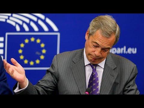 Ο Ναίτζελ Φαράζ θα παραμείνει ευρωβουλευτής μέχρι το τέλος της θητείας του