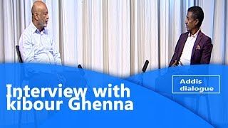 Addis dialogue Ethiopia Economy and COVID 19 interview with kibour Ghenna