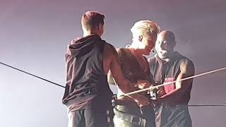 "Pink ""So what"" Tele2 Arena Stockholm 190803"