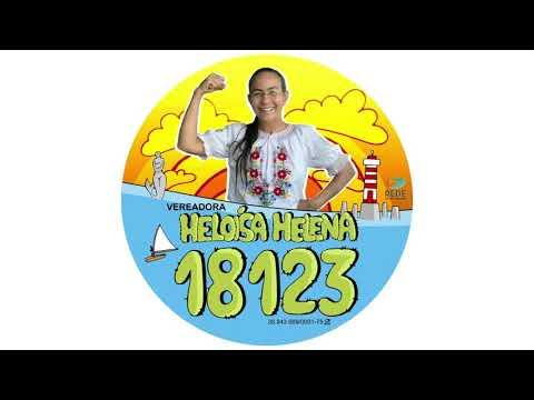 """#Jingles2020: """"A gente precisa"""" - Heloísa Helena (REDE - Maceió/AL)"""
