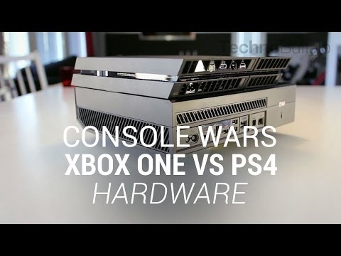 technobuffalo - Console Wars: Xbox One Vs. PlayStation 4 -- Hardware (Round 2) Controllers (Round 1) - http://tchno.be/1iqsKbi With a new generation of gaming consoles now u...