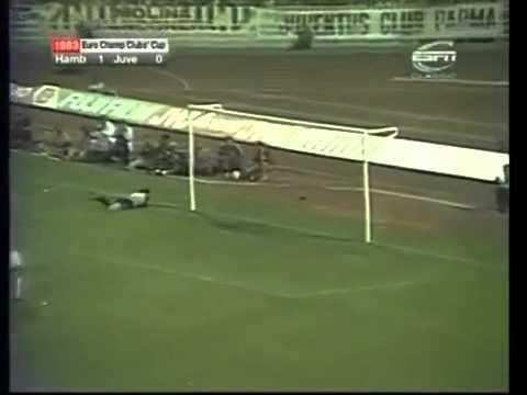 Amburgo - Juventus 1-0 - Coppa dei Campioni 1982-83 - finale