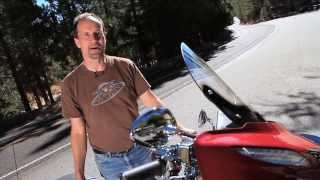 9. 2014 Harley-Davidson Street Glide Special vs. Indian Chieftain