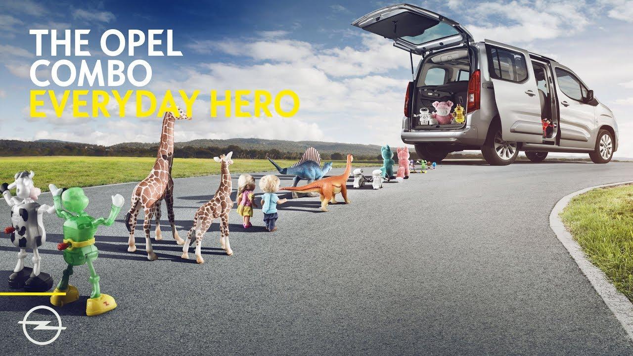 Opel Combo Life: The new everyday hero