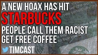 Starbucks Hit By Hoax After Racist Controversy - Gives Free Coffee After Being Called Racist