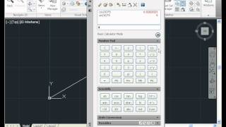 What Are Drawing Coordinate Systems And How To Use Them- learn tutorial AutoCAD 2012.