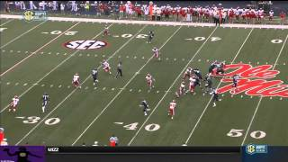 Bo Wallace vs Louisiana-Lafayette (2014)