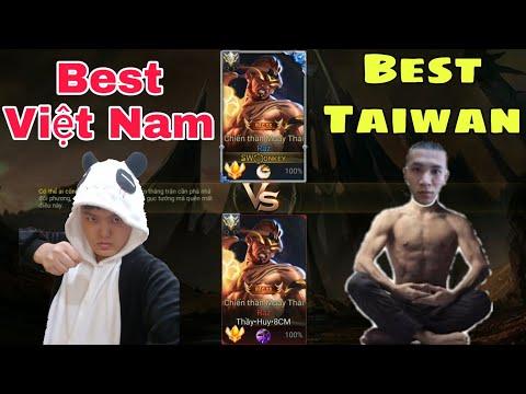 Liên Quân | Đụng Độ Cực Lớn Giữa Best Raz Việt Nam Và Best Raz Taiwan Solo Với Nhau - Ai Win??? - Thời lượng: 13 phút.