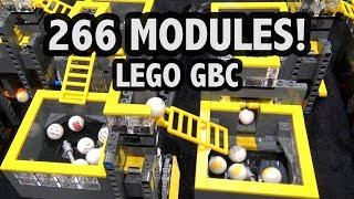 Video World's Longest LEGO Great Ball Contraption! Brickworld Chicago 2018 MP3, 3GP, MP4, WEBM, AVI, FLV Juli 2018