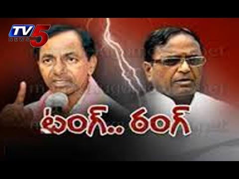 KCR Is Master Passport Forger  Ponnala