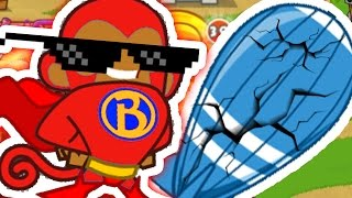 OVERPOWERED SUPER MONKEY UPGRADES - BLOONS TOWER DEFENSE 5