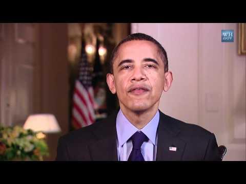 Obama: Stop Oil Market Fraud