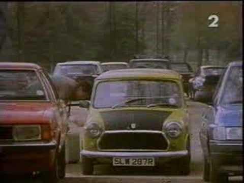 Jaś Fasola - Parkowanie