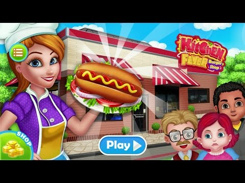 Kitchen Fever - Burger Shop Android Gameplay
