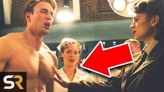 Video 10 Marvel Superhero Movie Moments That Actors DID NOT See Coming! MP3, 3GP, MP4, WEBM, AVI, FLV April 2019