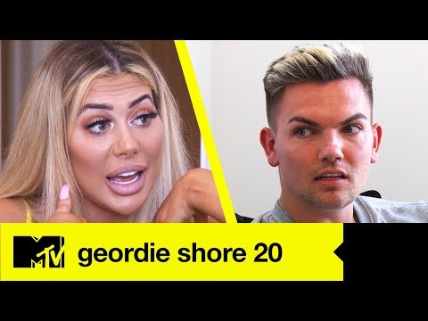 EP #7 SPOILER: Chloe And Sam's Grown Up Relationship Chat   Geordie Shore 20