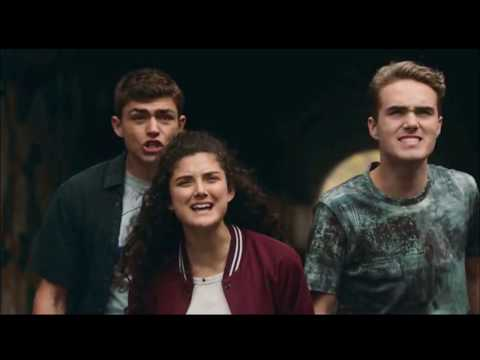 Nowhere Boys 4 - Episode 1 : Combat pour l'intermonde [3/3]