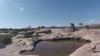 Guacamole Mesa trail
