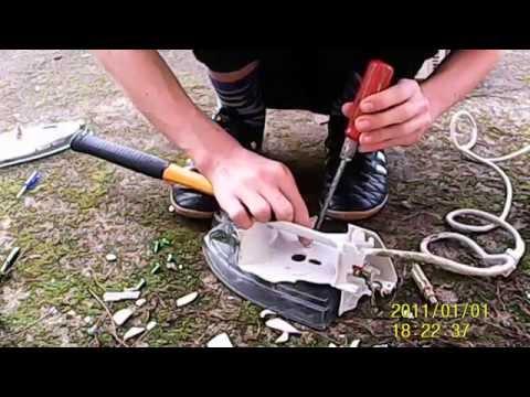 comment reparer fer a repasser