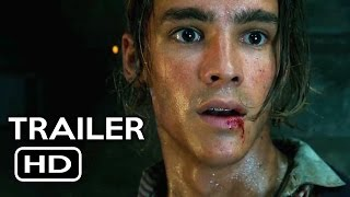 Pirates Of The Caribbean Dead Men Tell No Tales Official Teaser Trailer 1 2017 Movie HD