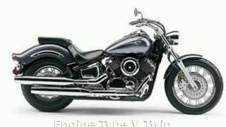 8. 2005 Yamaha V Star Custom Review