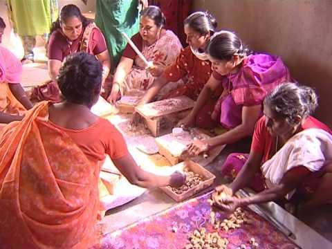 Self Reliance Programs - Making Pappadam I Embracing the World