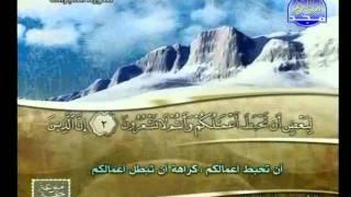 HD الجزء 26 الربعين 5 و 6  : الشيخ هاني الرفاعي