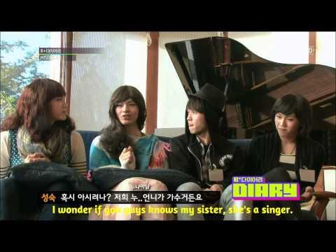 HD (ENG SUBS) 121211 BTOB B+DIARY EP 2 (4/4) (видео)